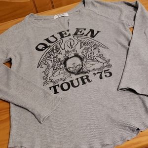 Queen Band Thermal by Daydreamer for Free People
